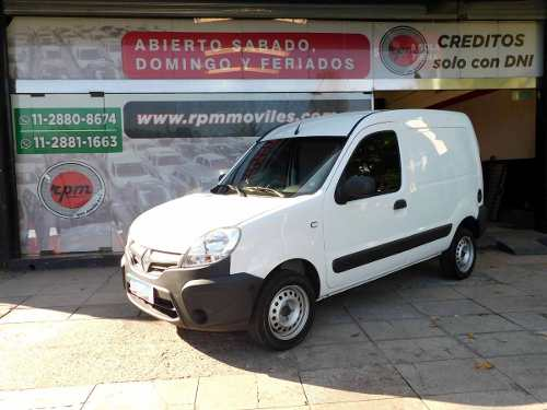 Renault Kangoo 1.6 Furgon Ph3 Confort 1plc 2016 Rpm Moviles