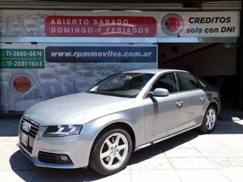 Audi A4 2.0 Ambition T Fsi 211cv Multitronic 2011 Rpm Movile