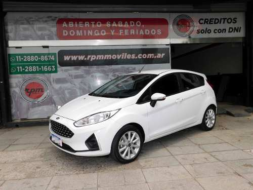 Ford Fiesta Kinetic Design 1.6 Se Plus Powershift 2018 Rpm