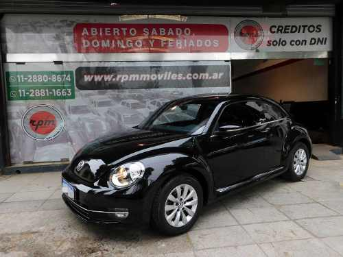 Volkswagen The Beetle 1.4 Tsi Design 2016 Rpm Moviles