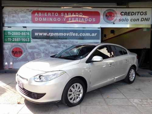 Renault Fluence 2.0 Luxe 2011 Rpm Moviles