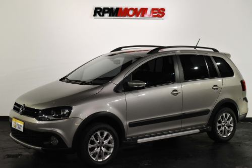 Volkswagen Suran Cross 1.6 Highline 101cv 2013 Rpm Moviles