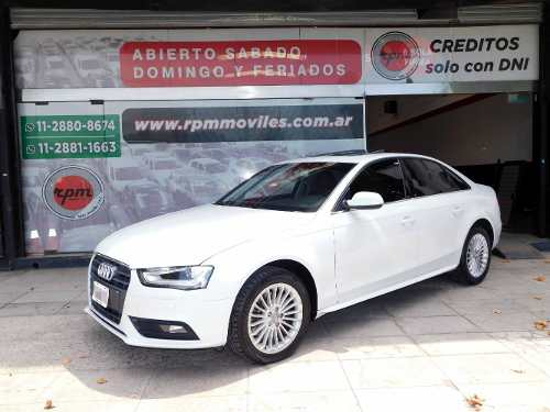 Audi A4 2.0 Ambition Tfsi 211cv Multitronic 2013 Rpm Moviles