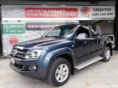 Volkswagen Amarok 2.0 Cd Tdi 4×4 Highline Pack At 2013 Rpm