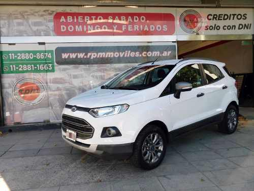 Ford Ecosport 1.6 Freestyle 110cv 4×2 2013 Rpm Moviles