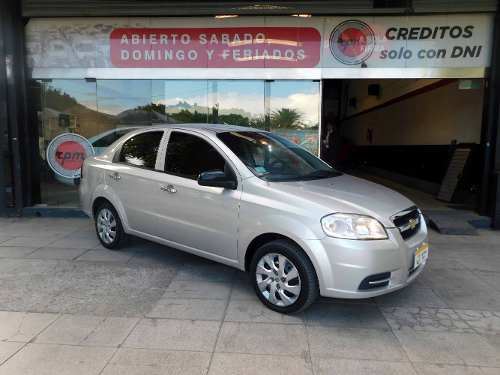 Chevrolet Aveo 1.6 Ls 2011 Rpm Moviles