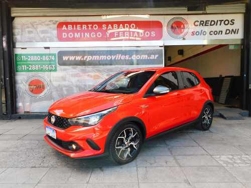 Fiat Argo 1.8 Hgt 2018 Rpm Moviles