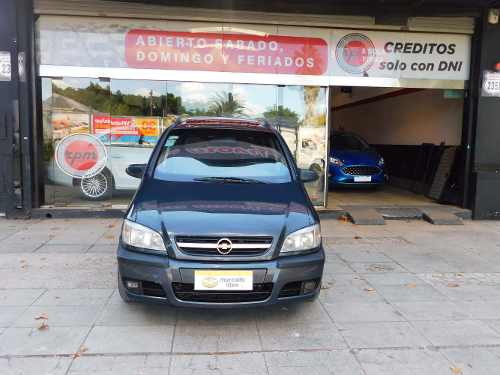 Chevrolet Zafira 2.0 Gls 2007 Rpm Moviles