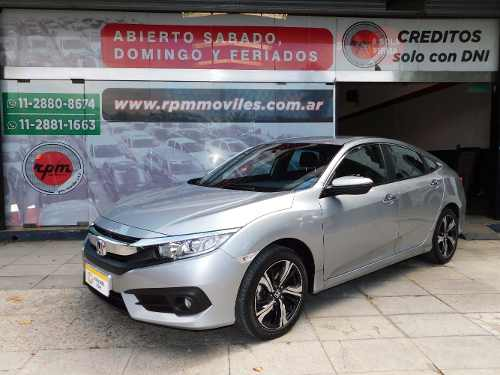 Honda Civic 2.0 Ex-l 2017 Rpm Moviles