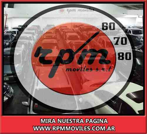 Fiat Palio 1.6 Essence 115cv Dualogic 2015 Rpm