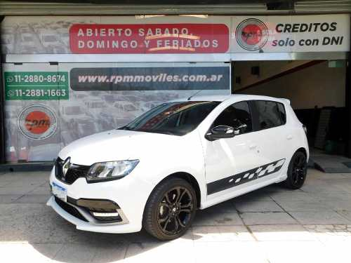 Renault Sandero 2.0 Rs 145cv 2017 Rpm Moviles