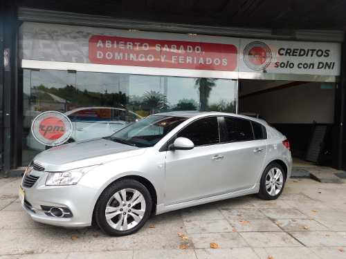 Chevrolet Cruze 1.8 Ltz At 5 P 2013 Rpm Moviles