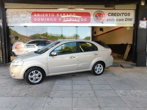 Chevrolet Aveo 1.6 Lt 2011 Rpm Moviles