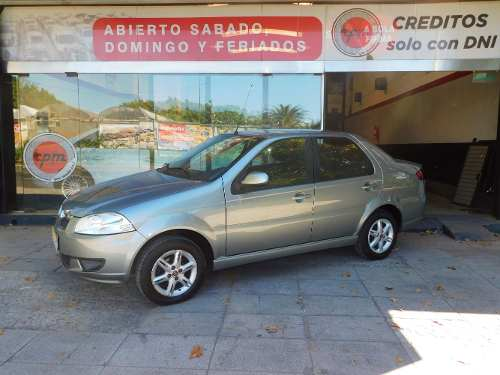 Fiat Siena 1.4 Attractive Secure 2017 Rpm Moviles