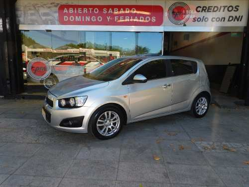 Chevrolet Sonic 1.6 Ltz At 2012 Rpm Moviles