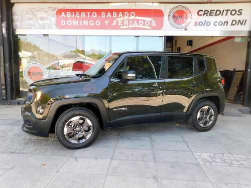 Jeep Renegade 1.8 Sport Plus 2018 Rpm Moviles