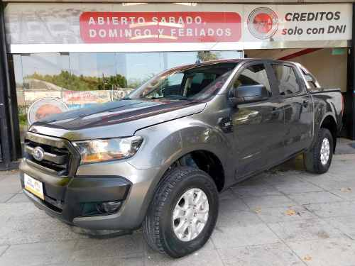 Ford Ranger 2.2 Doble Cabina 4×2 Xl Manual 2016 Rpm Moviles