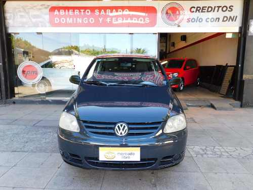 Volkswagen Fox 1.6 Trendline 3 P 2008 Rpm Moviles