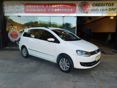 Volkswagen Suran 1.6 Highline 101cv 2014 Rpm Moviles