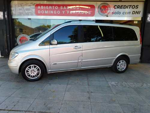 Mercedes-benz Viano 2.2 Cdi Trend 7 Pas At 2008 Rpm Moviles