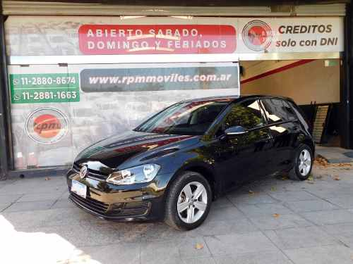 Volkswagen Golf 1.4 Comfortline Tsi 2016 Rpm Moviles
