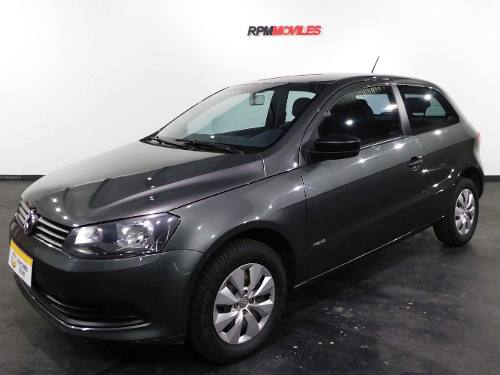 Volkswagen Gol Trend 1.6 Pack I 101cv 3p 2013 Rpm Moviles