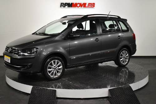 Volkswagen Suran 1.6 Highline Manual 2014 Rpm Moviles