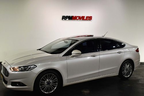 Ford Mondeo 2.5 Se At 170cv 2016 Rpm Moviles
