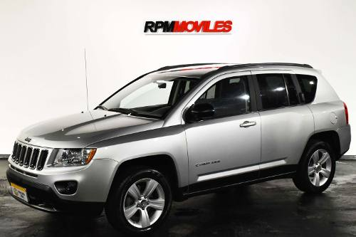 Jeep Compass Limited 2.4 At 2012 Patentada 2017 Rpm Moviles