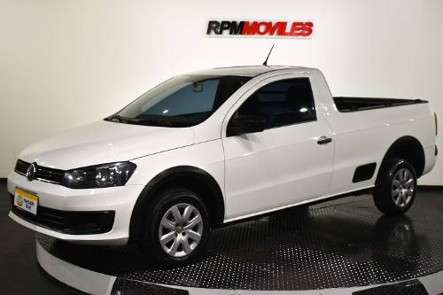 Volkswagen Saveiro Safety 1.6 Cabina Simple 2016 Rpm Moviles