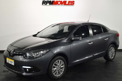 Renault Fluence 2.0 Luxe Ph2 At Cvt Nav 2014 Rpm Moviles