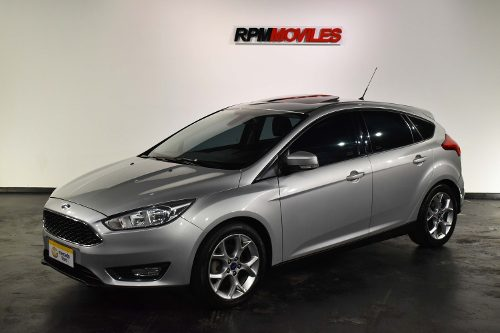 Ford Focus Se Plus At 2.0 5p 2015 Rpm Moviles