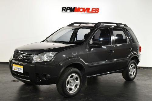 Ford Ecosport 2.0 Xls 4×2 2011 Rpm Moviles