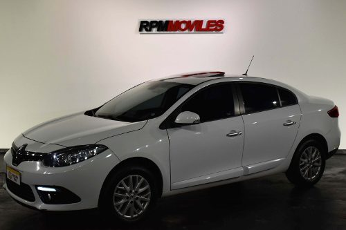 Renault Fluence 2.0 Ph2 Luxe 143cv 2015 Rpm Moviles
