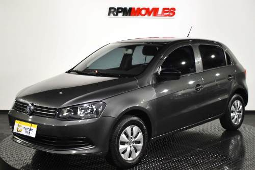 Volkswagen Gol Trend 1.6 Pack Ii  Manual 5p 2013 Rpm Moviles