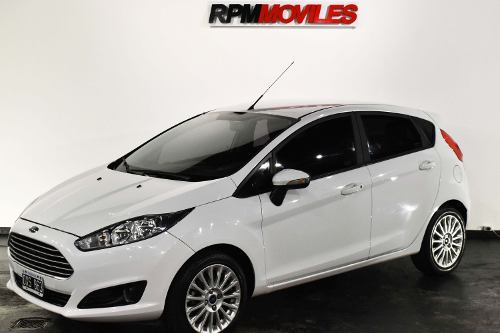 Ford Fiesta Kinectic Se 1.6 At 5p 2015 Rpm Moviles