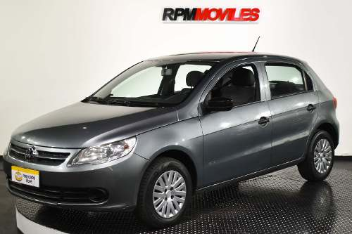 Volkswagen Gol Trend 1.6 Pack I Plus 2011 Rpm Moviles