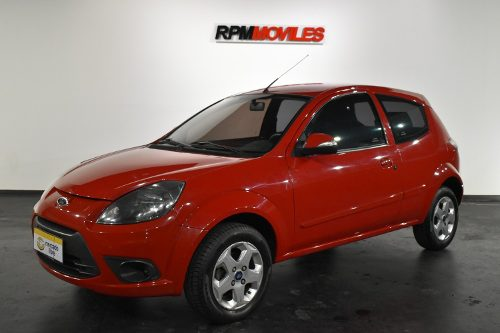 Ford Ka Top Pulse 1.6 2012 Rpm Moviles