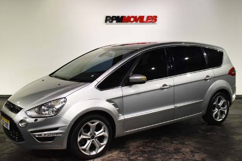 Ford Smax Titanium 2.3 At 2011 Rpm Moviles S-max