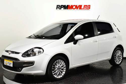 Fiat Punto Essence 1.6 Manual 2013 Rpm Moviles