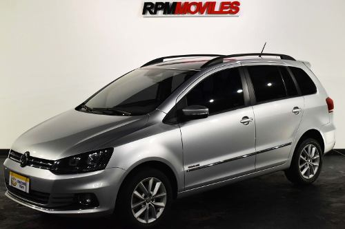 Volkswagen Suran 1.6 Highline Msi 110cv 2015 Rpm Moviles