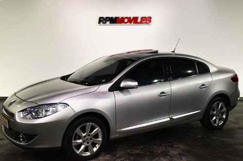 Renault Fluence 2.0 Privilege At Plateado 2014 Rpm Moviles
