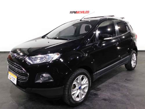 Ford Ecosport Titanium 1.6 Manual 2014 Rpm Moviles