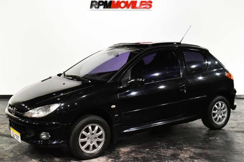 Peugeot 206 1.6 Xs Hdi 2007 Rpm Moviles