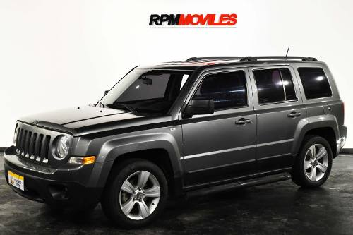 Jeep Patriot 2.4 Sport 4×4 Automatica Gris 2013 Rpm Moviles