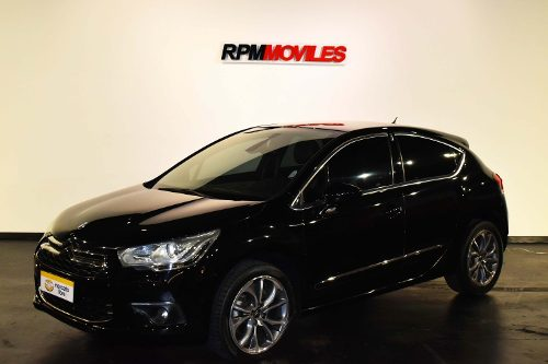 Citroen Ds4 1.6 Turbo So Chic At 2014 Rpm Moviles