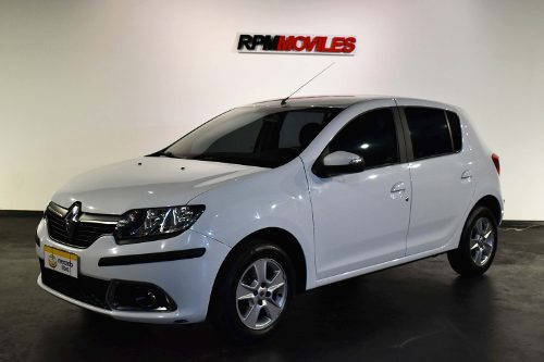 Renault Sandero 5p Privilege 2015 Rpm Moviles