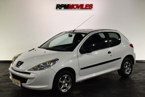 Peugeot 207 Compact Xr 5p 2013 Rpm Moviles