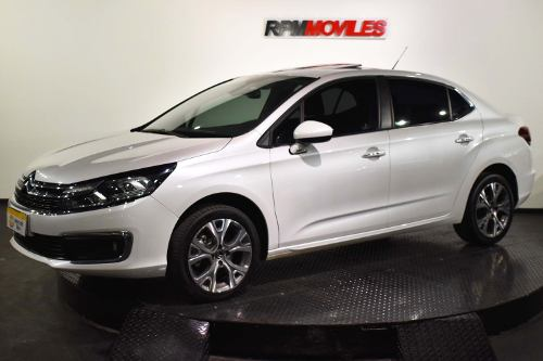 Citroen C4 Lounge Thp 165 At6 Shine Am19 At 2018 Rpm Moviles