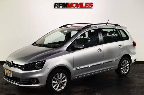 Volkswagen Suran Highline 1.6 2015 Rpm Moviles